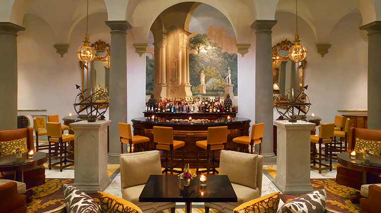 The St Regis Florence bar