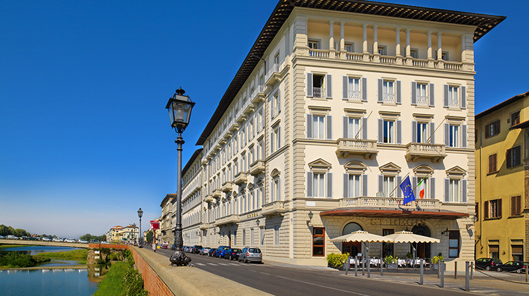 The St Regis Florence exterior