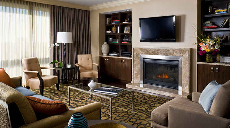 the st regis houston suite
