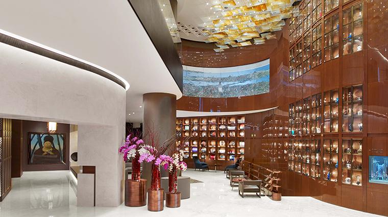 the st regis istanbul lobby