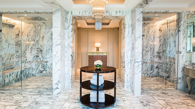 the st regis kuala lumpur John Jacob Astor Suite bathroom