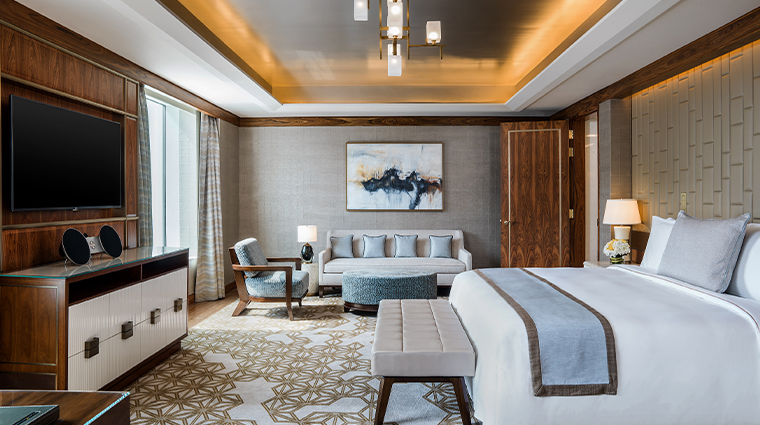 the st regis macao cotai central presidential suite