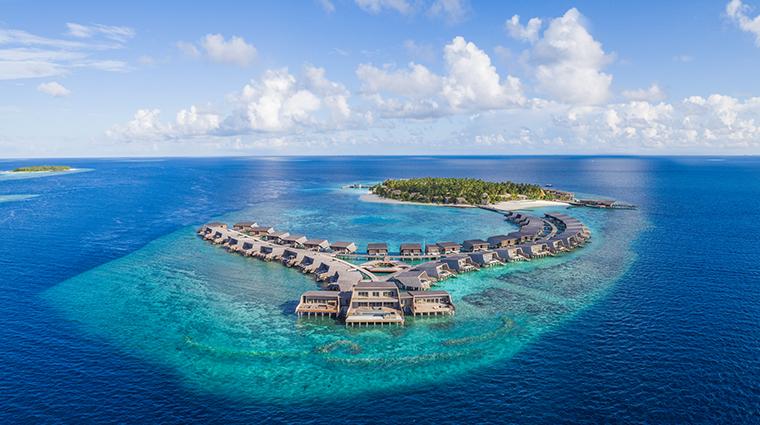 the st regis maldives vommuli resort island