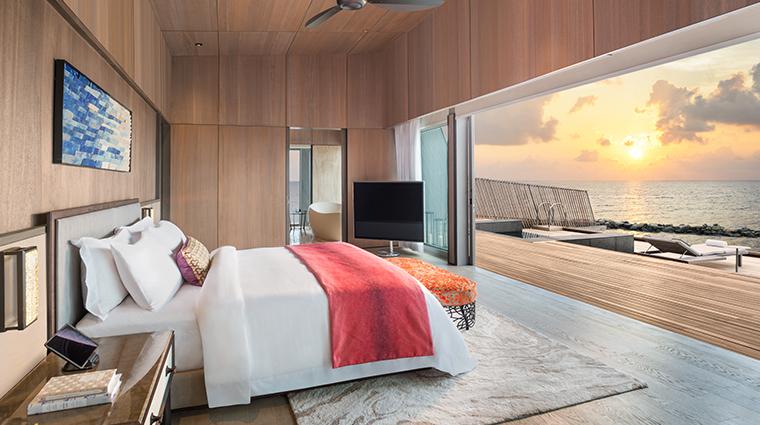 the st regis maldives vommuli resort john jacob astor estate bedroom