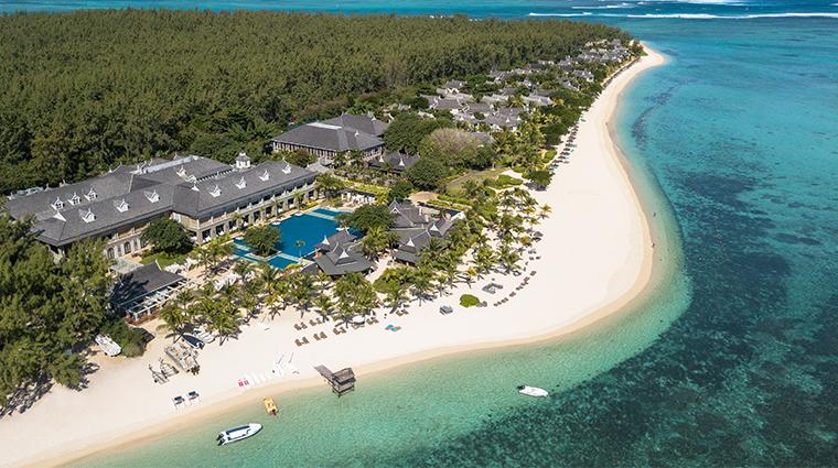 the st regis mauritius aerial2