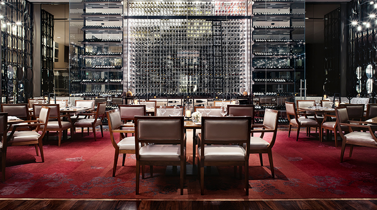 the st regis mexico city Diana restaurant