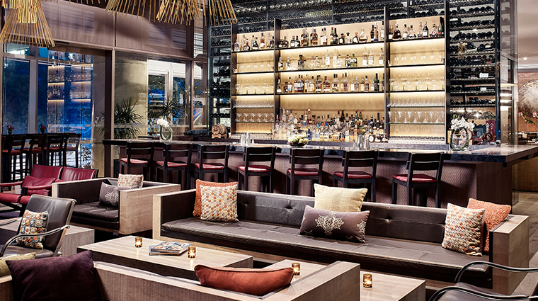the st regis mexico city J&G Grill lounge