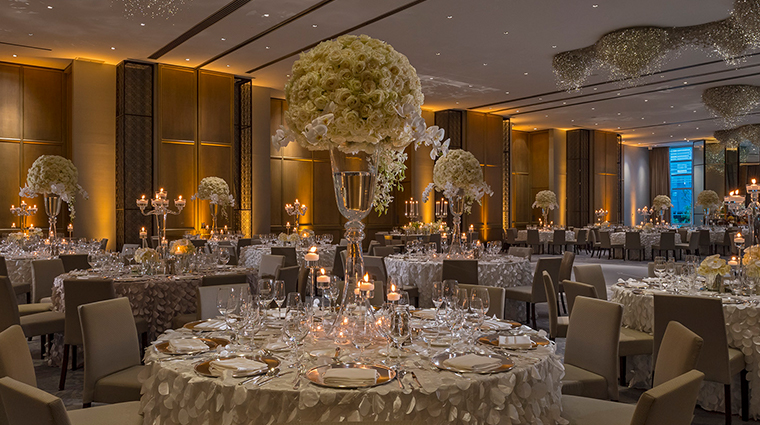 the st regis mexico city event space