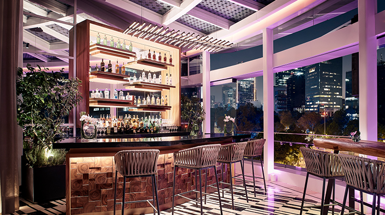 the st regis mexico city king cole bar terrace