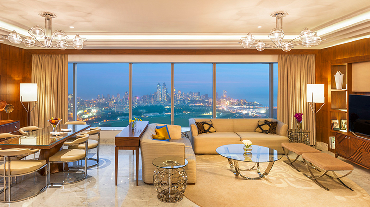 the st regis mumbai living room