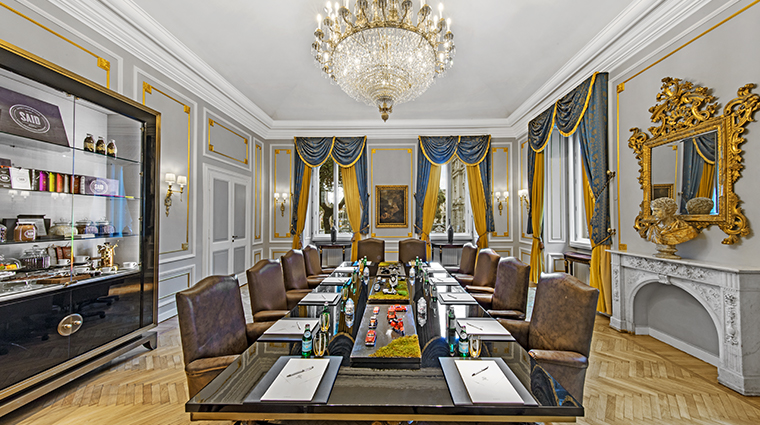 the st regis rome Venezia Room