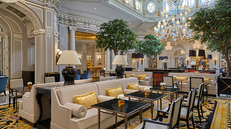 the st regis rome lobby lounge