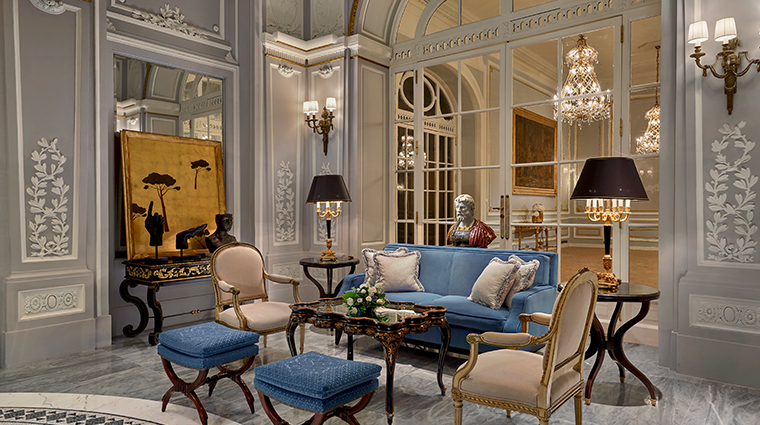the st regis rome rotonda