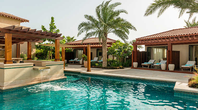 the st regis saadiyat island resort abu dhabi cabanas