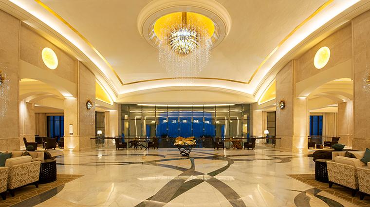 the st regis saadiyat island resort abu dhabi lobby