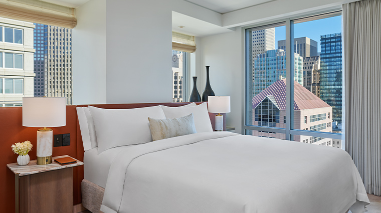 the st regis san francisco astor suite guestroom