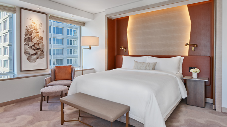 the st regis san francisco metropolitan suite bedroom