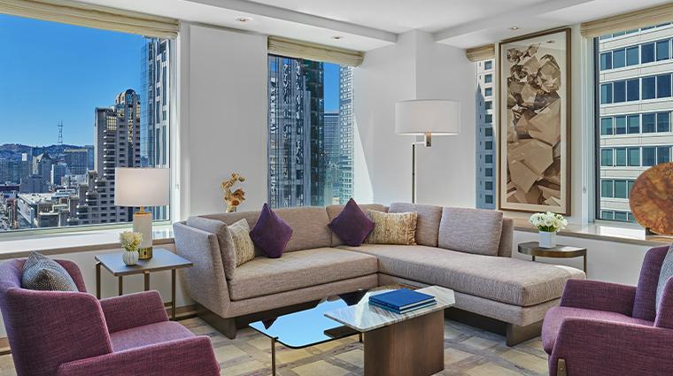 the st regis san francisco metropolitan suite living room