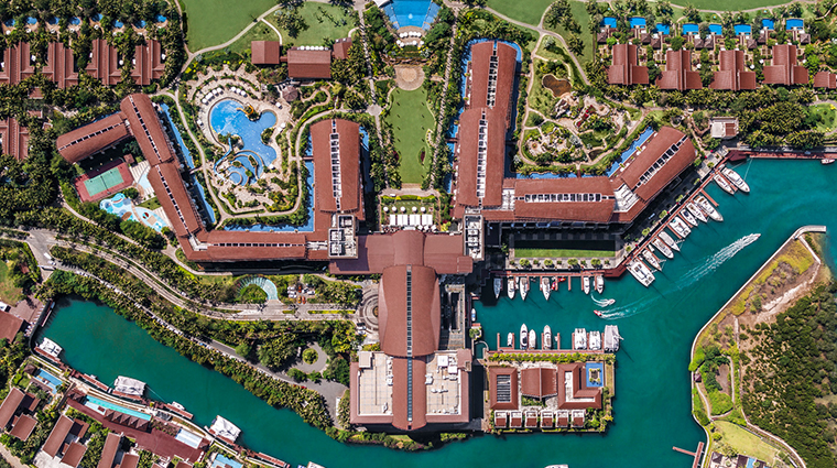 the st regis sanya yalong bay resort exterior