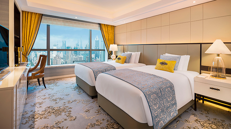 the st regis shanghai jingan deluxe room