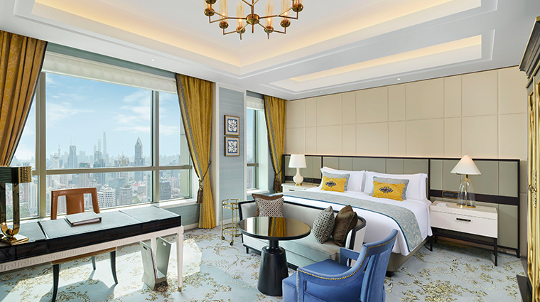 the st regis shanghai jingan executive deluxe room