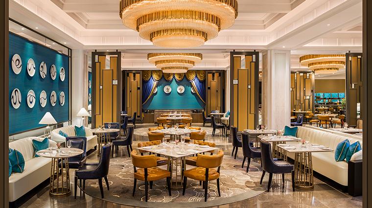 the st regis shanghai jingan social restaurant