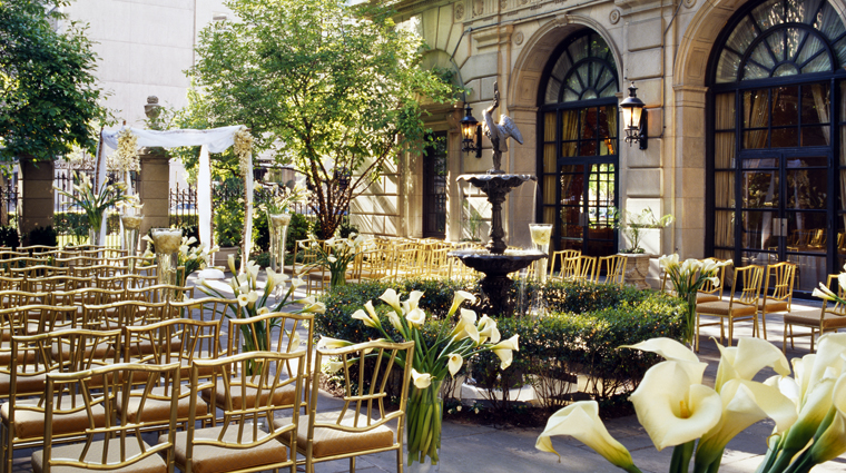 the st regis washington dc exterior wedding