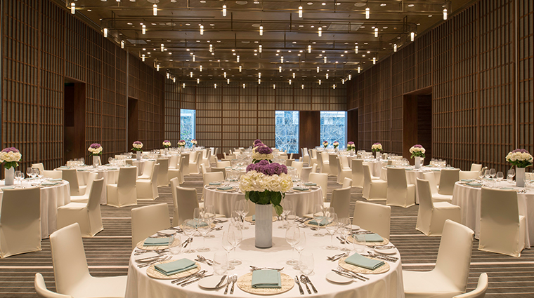 the sukhothai shanghai grand ballroom