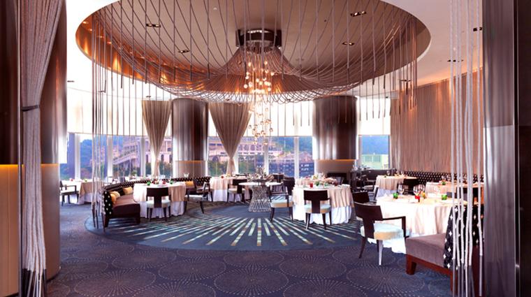 the tasting room dining room