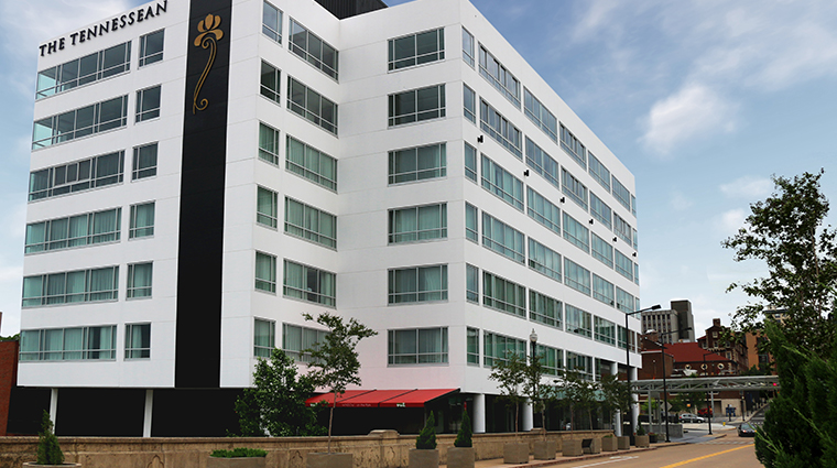the tennessean exterior
