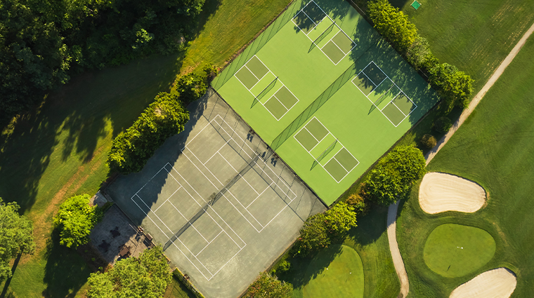 tides inn tennis and pickle ball
