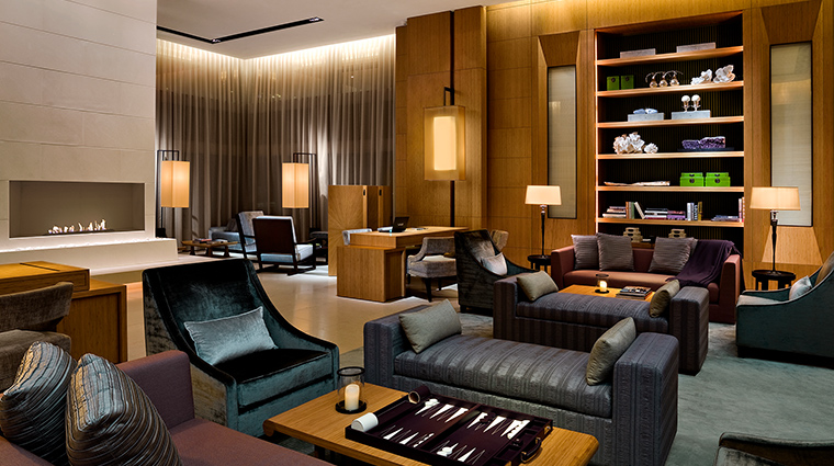 The Upper House lounge