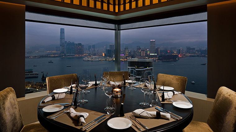 The Upper House semi private dining