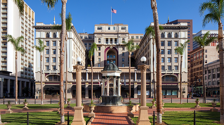the us grant a luxury collection hotel exterior day