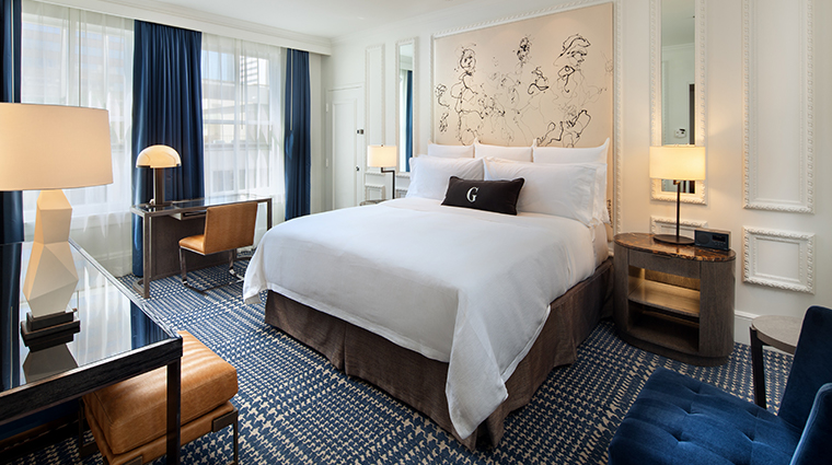 the us grant a luxury collection hotel king guest room