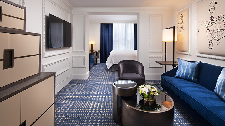 the us grant a luxury collection hotel legacy suite