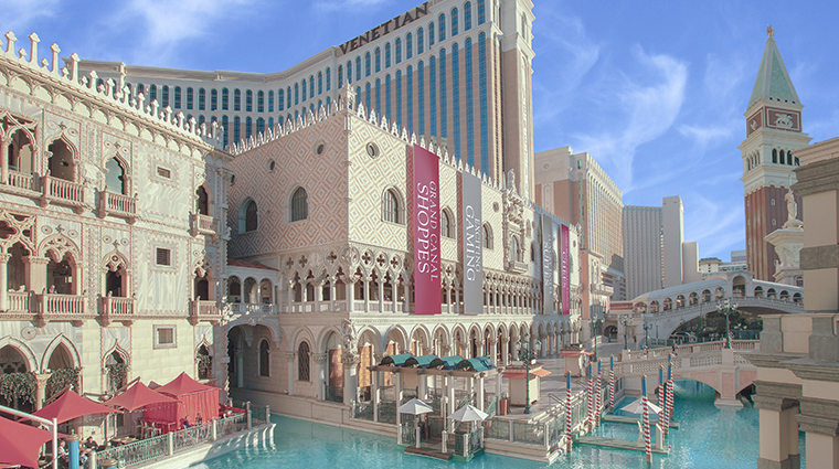 the venetian resort hotel casino canal