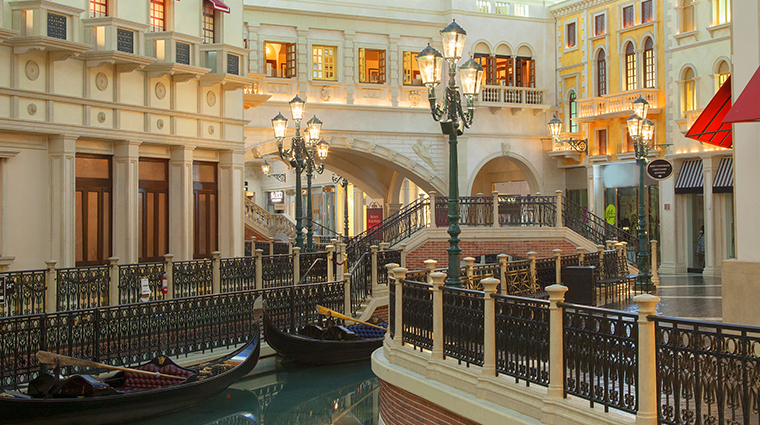 the venetian resort hotel casino inside canal