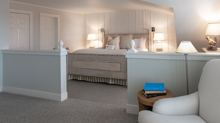 the wauwinet suite guestroom