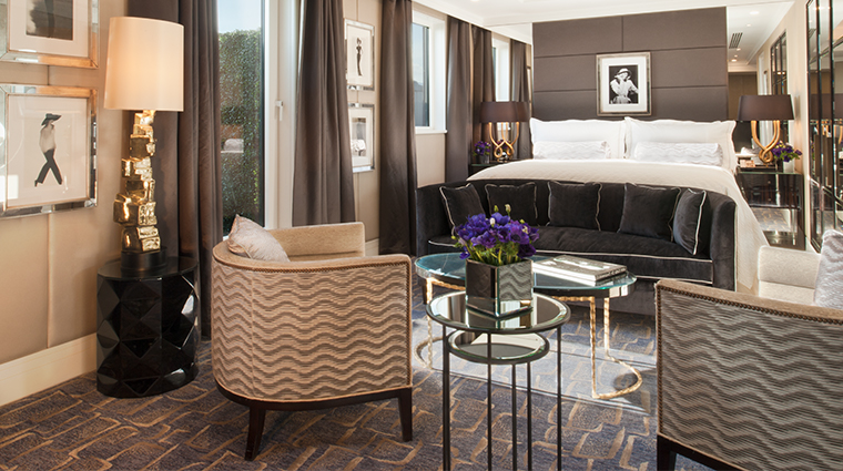 the wellesley knightsbridge a luxury collection hotel churchill suite bedroom