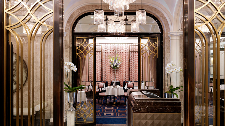 the wellesley knightsbridge a luxury collection hotel dining