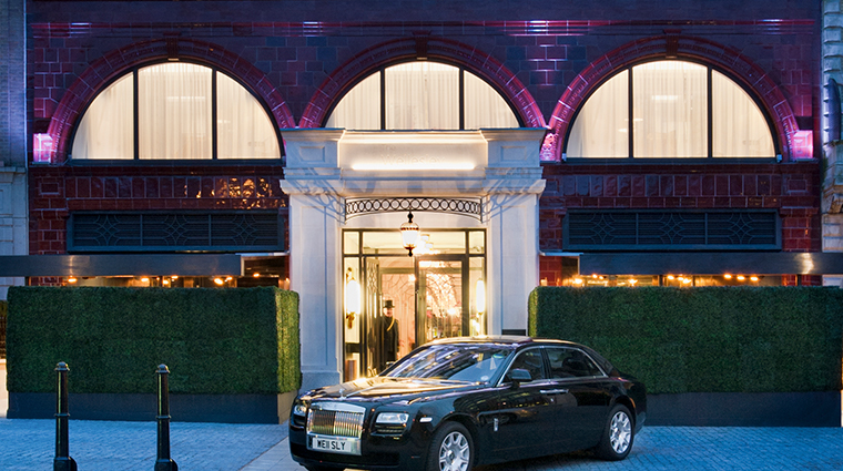 the wellesley knightsbridge a luxury collection hotel exterior