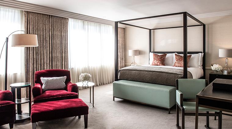 the westbury hotel guestroom