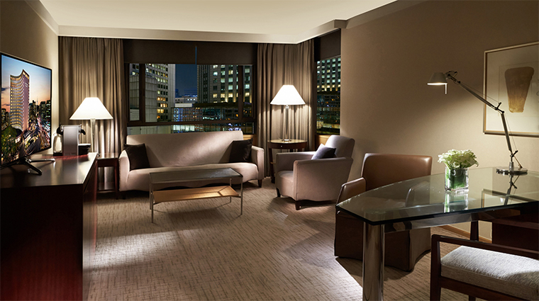 the westin chosun seoul executive suite living room