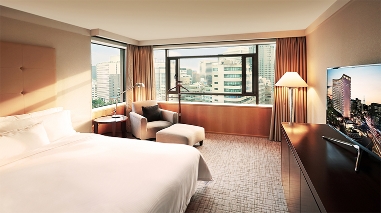 the westin chosun seoul executive suite