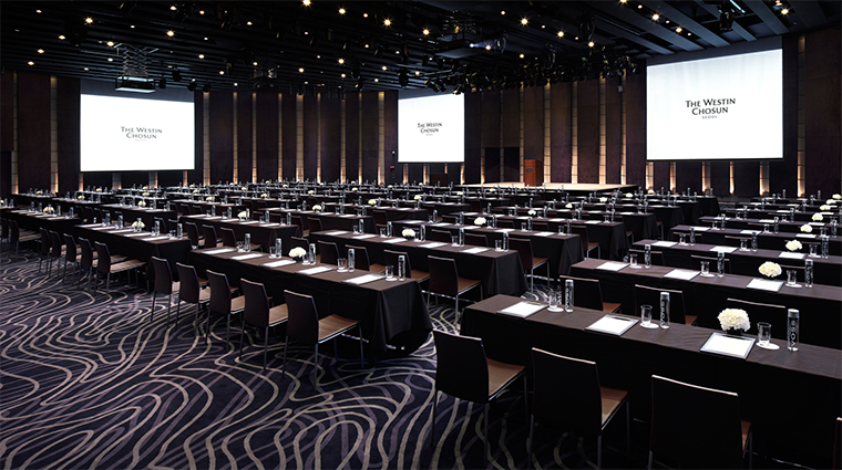 the westin chosun seoul grand ballroom