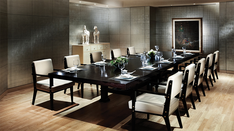 the westin chosun seoul hong yuan private dining room