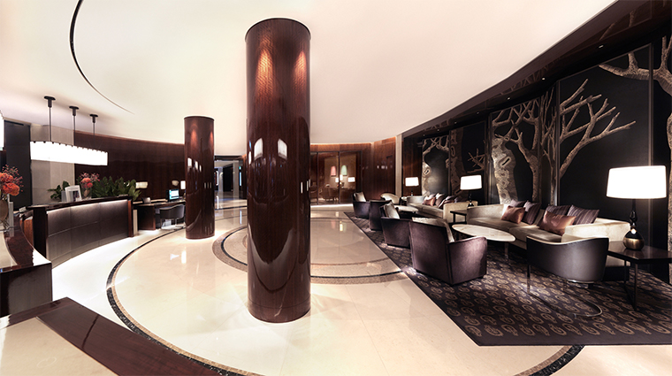 the westin chosun seoul lobby reception area