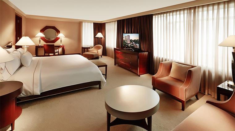 the westin chosun seoul presidential suite