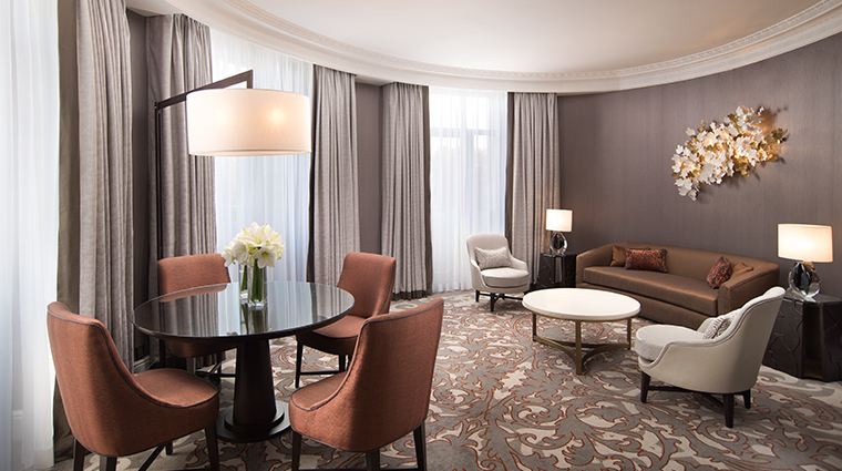the westin palace madrid Executive Suite Living Room